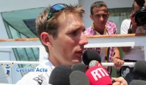 "Tour de France 2013 - Andy Schleck : ""J'en saurai plus au Ventoux"""