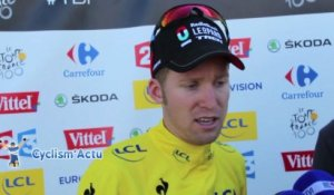 "Tour de France 2013 - Jan Bakelants : ""Savourer ce moment incroyable"""