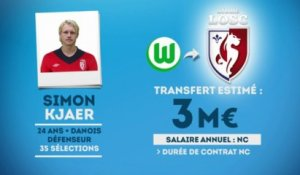 Officiel : Simon Kjaer rejoint le LOSC !