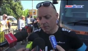 "Brailsford : ""On va faire une course agressive"" 05/07"