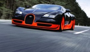 431,072 km/h en Bugatti Veyron Super Sport World Record Car