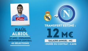 Officiel : Raúl Albiol débarque à Naples !