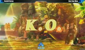 [Ep#38] EVO 2013 - Verna vs Hee San Woo  - Top 8 The King of Fighters XIII