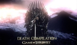 Game of Thrones Compilation Death