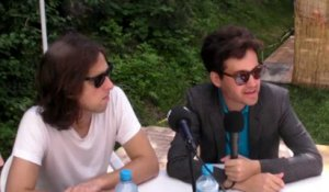 Paléo 2013 - Phoenix en interview