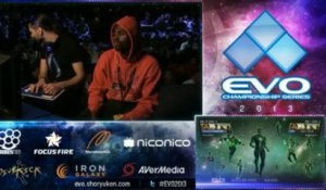 [Ep#55] EVO 2013 - ChrisG vs Crazy DJT88 - Top 8 Injustice