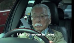 Bande-annonce du film «Like someone in love» de Abbas Kiarostami.