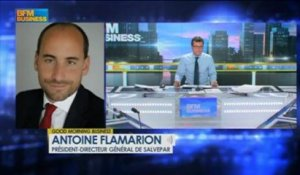 Le levée de fonds de Salvepar : Antoine Flamarion, dans Good Morning Business - 8 août