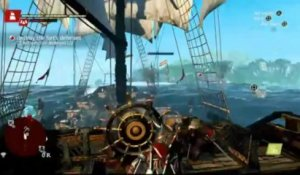 Assassin's Creed 4 - PS4 Gameplay Gamescom 2013