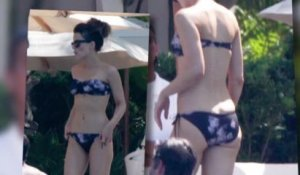 Kate Beckinsale en bikini au Mexique