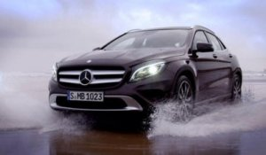 Mercedes-Benz Classe GLA - Trailer 2013
