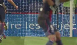 But Edinson CAVANI (79ème pen) - Paris Saint-Germain - Toulouse FC (2-0) - 2013/2014
