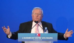 "Convention ""L'avenir est entre vos mains"" - Jacques Myard"