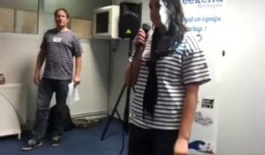 Start-up week-end à Lannion