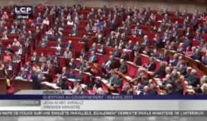 Affaire Cahuzac. Intervention de Jean-Marc Ayrault devant l'Assemblée Nationale