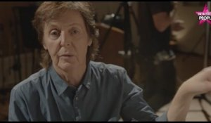 Paul McCartney de retour à Abbey Road pour Queenie Eye