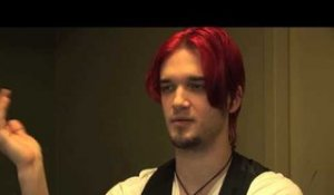 Halestorm interview - Arejay Hale (part 1)