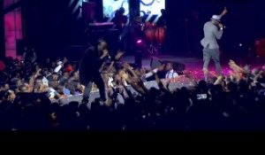 P SQUARE's Performance @ Colourful World Of More Concert