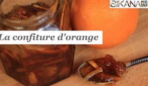 La confiture d'orange - la recette simple et excellente - HD