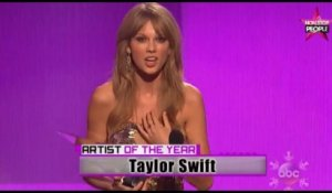 American Music Awards 2013 : Taylor Swift domine le palmarès