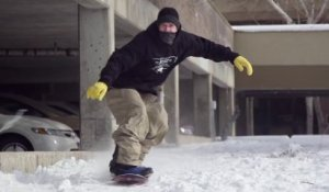 The best of street snowboarder - 2013