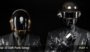 Top 10 Daft Punk Songs