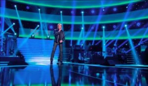 "Johnny hallyday "" l'Attente "" - Johnny Hallyday, Le Grand Show 21/12/2013"