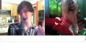 Parodie Chatroulette de Mariah Carey - All I Want For Christmas Is You