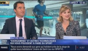 "Culture Geek: Exergaming: Mélange d'exercice et de ""gaming"" - 02/01"
