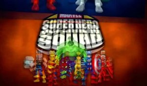 Marvel Super Hero Squad - We want you