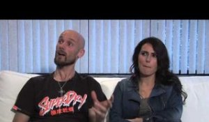 Within Temptation interview - Sharon en Robert (deel 1)