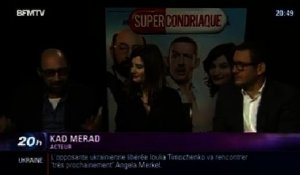 "Showbiz: ""Supercondriaque"": le nouveau film de Dany Boon - 23/02"