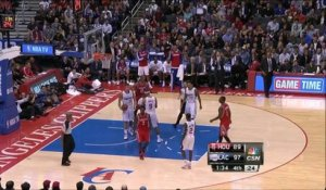 Le nouveau flopping de Chris Paul