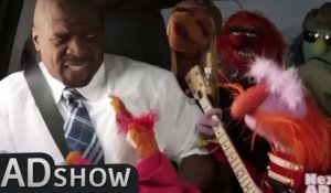 Terry Crews weird fantasy ft. the Muppets & Kermit the Frog