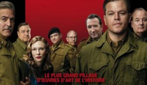 MONUMENTS MEN - Bande-annonce [VF|HD] [NoPopCorn]