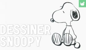 Comment dessiner Snoopy