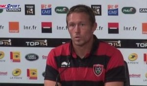 "Rugby / Wilkinson : ""Ca sera difficile pour moi"" 30/05"