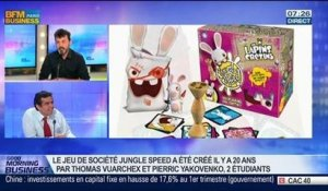 Jungle Speed fête ses 20 ans, Thomas Vuarchex, dans GMB – 16/04