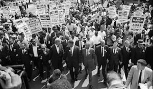 28 août 1963 : la marche sur Washington de Martin Luther King
