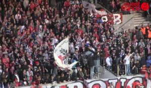 Coupe de France Supporters En Avant de Guingamp