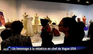 "New York: un nouveau ""Centre de Costumes Anna Wintour"""