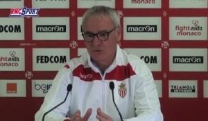 "Football / Ligue 1 / Ranieri : ""Je continue"" - 16/05"