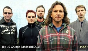 Top 10 Grunge Bands (REDUX)