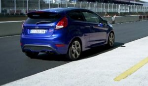 Supertest Ford Fiesta ST 2014
