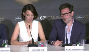 "Cannes 2014: conférence de presse de ""The Search"""