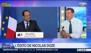 "Nicolas Doze: ""On change l'Europe ou on change la France ?"" - 28/05"