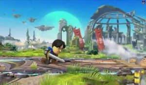 Super smash bros 4 trailer E3 2014 IWATA VS REGGIE