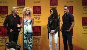 Little Big Town - Being Authentic at CMA Fest