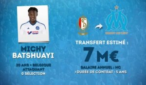 Officiel : l'OM recrute Michy Batshuayi !