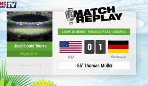 USA - Allemagne : Le Match Replay avec le son RMC Sport !